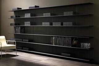 Zumm shelf system  by  Sellex