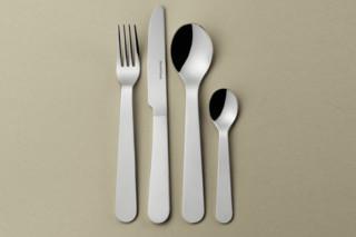 Accento餐具by  Serafino Zani