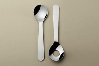 Accento salad tools  by  Serafino Zani