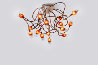 POPPY Ceiling  by  serien.lighting