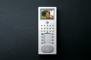 Comfort video hands-free telephone  by  Siedle