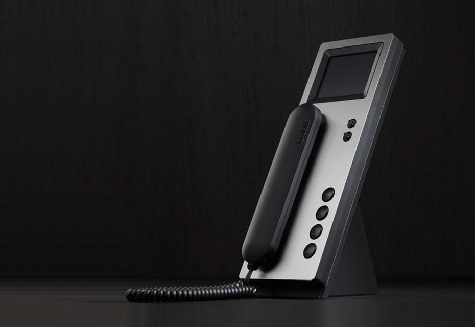 Standard video telephone