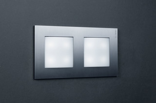 Steel Ambient light LED  by  Siedle