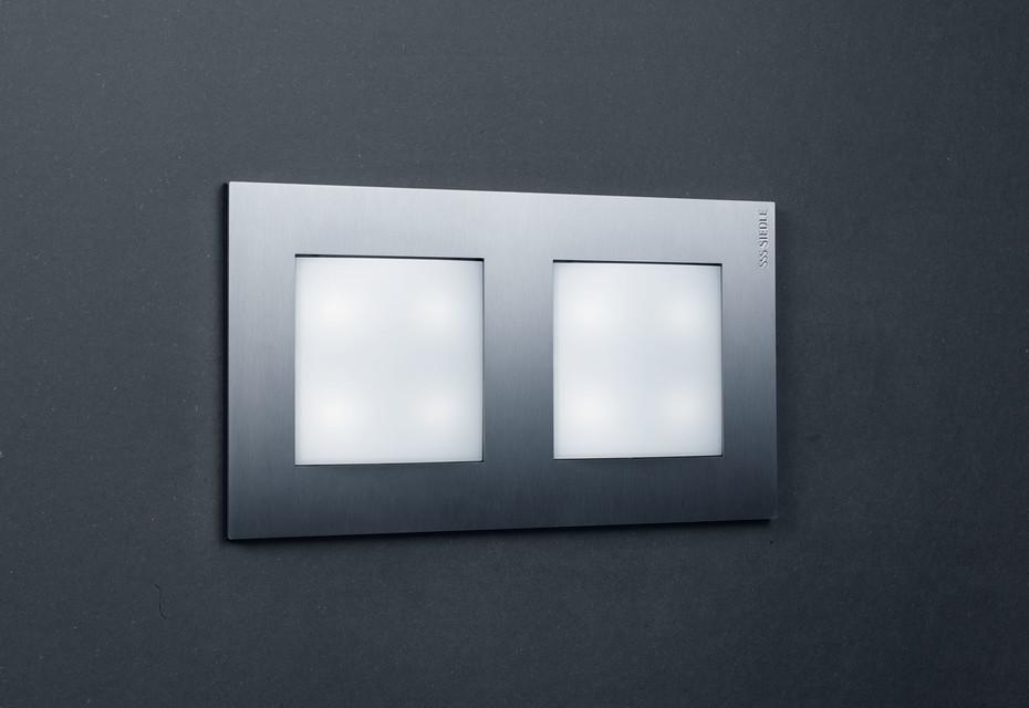 Steel Umgebungsleuchte LED