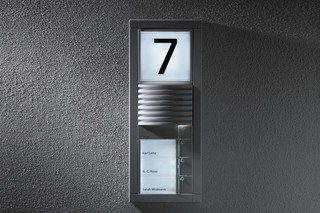 Vario Intercom system flush mounted  by  Siedle