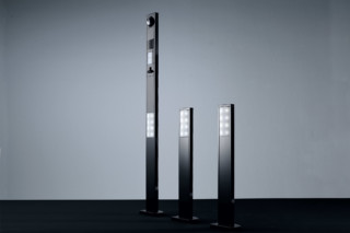 Vario Intercom system free standing  by  Siedle