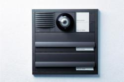 vario sprechanlage unterputz von siedle stylepark. Black Bedroom Furniture Sets. Home Design Ideas