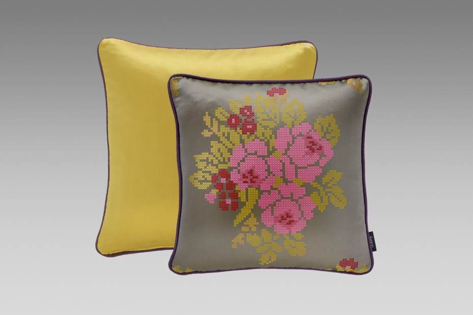 Bouquet Cushion