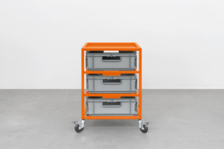 Tool Cart Low  by  Schellmann Furniture
