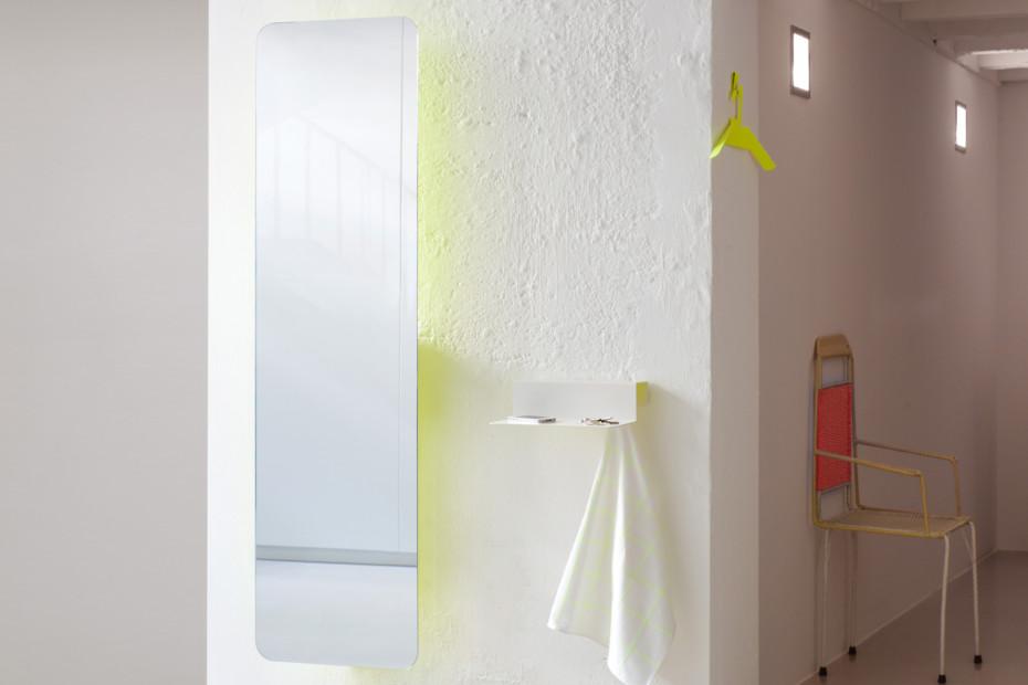 FLARE Wandspiegel