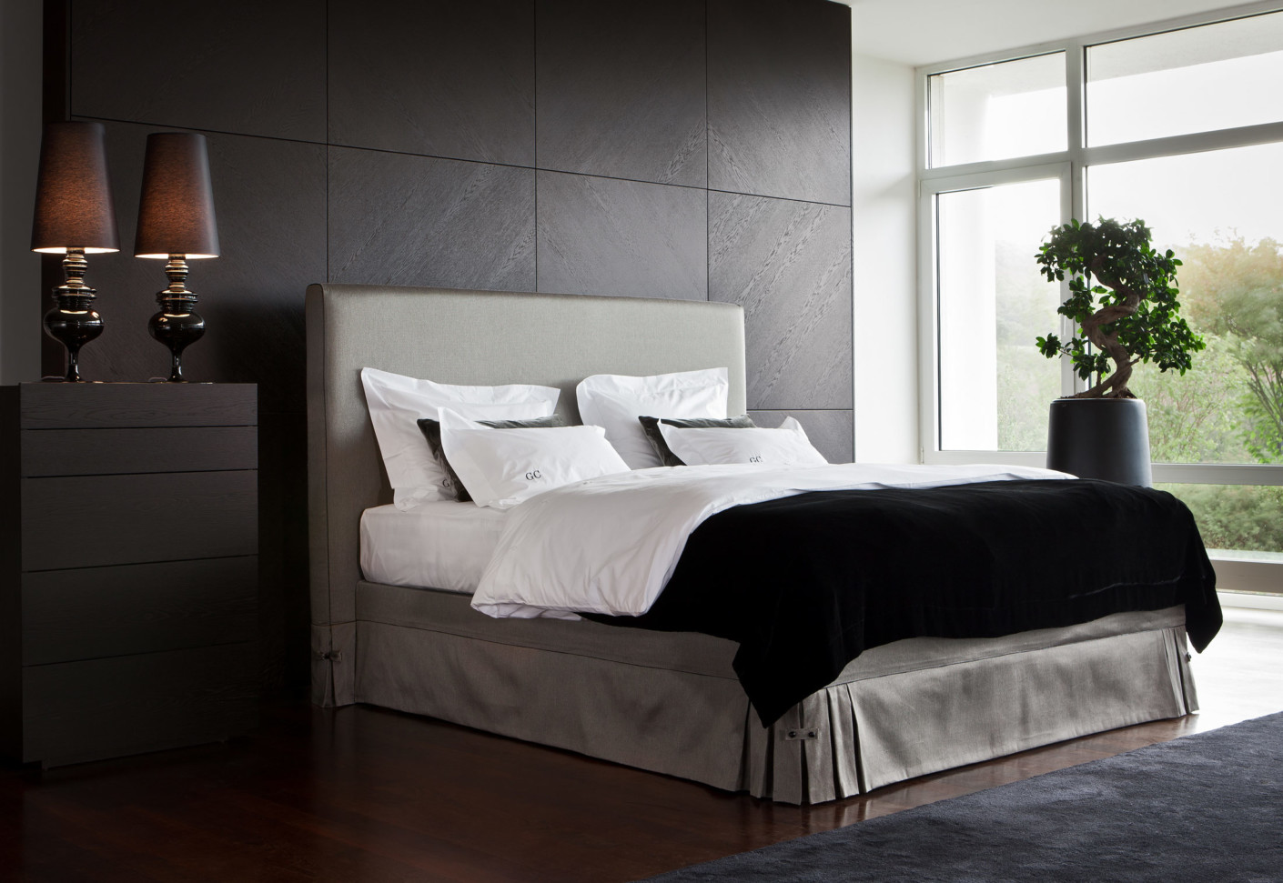 grand cru cannes by schramm stylepark. Black Bedroom Furniture Sets. Home Design Ideas