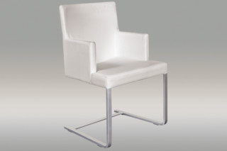 Ava with armrests  by  Schulte Design