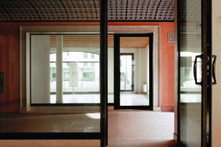 Profile System, Quartiere Latino, Treviso  by  Secco Sistemi