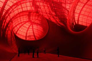 Précontraint®, Monumenta 2011  by  Serge Ferrari