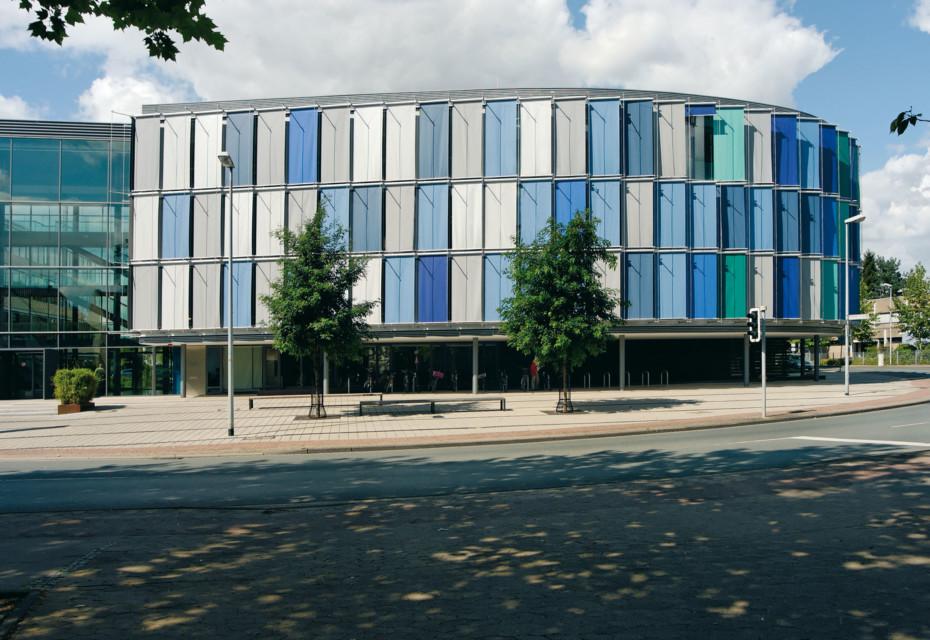 Soltis 92, administration building Hameln-Pyrmont, Hameln