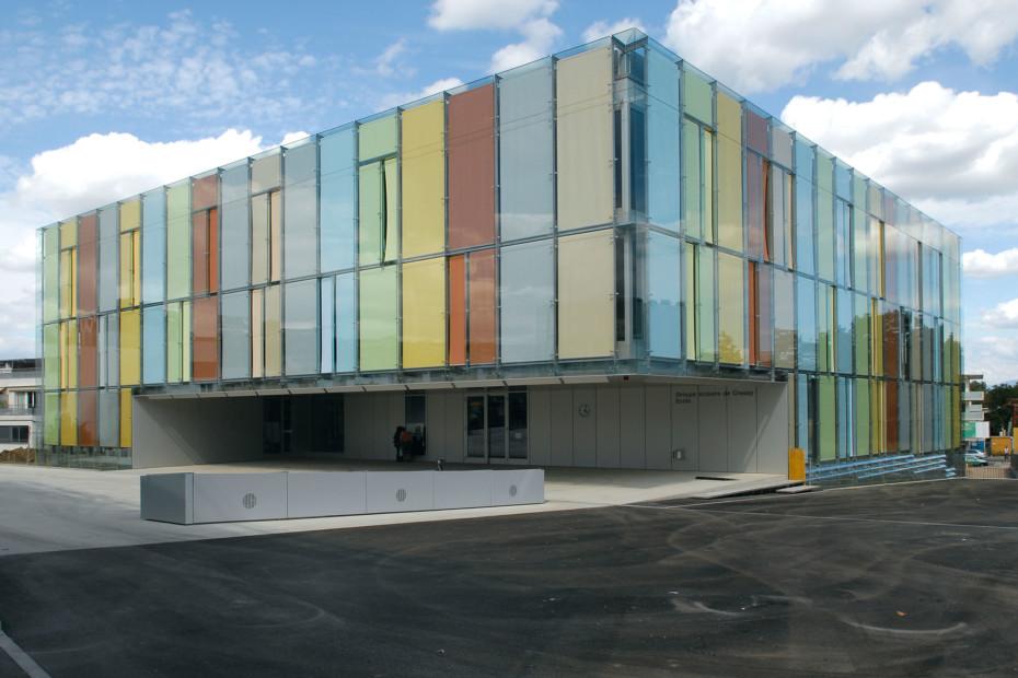 Soltis 92, Cressy School Geneve, Switzerland