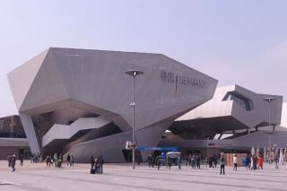 Stamisol FT, Expo Pavillon, Shanghai  von  Serge Ferrari