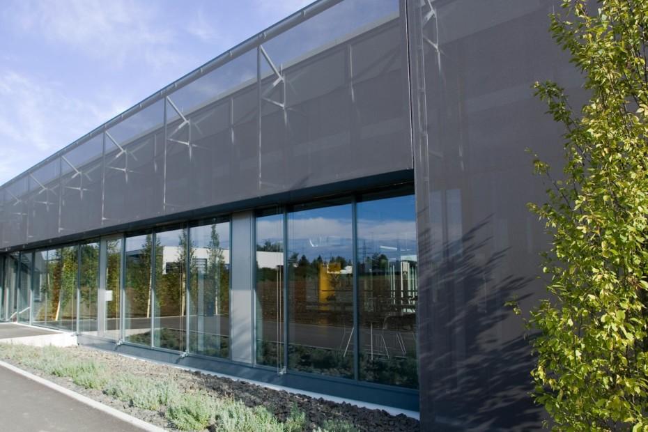 Stamisol FT, Showroom building Meilenwerk, Düsseldorf