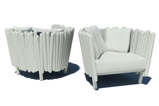 Canisse Armchair  by  SERRALUNGA