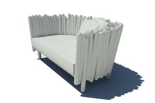 Canisse Sofa  by  SERRALUNGA