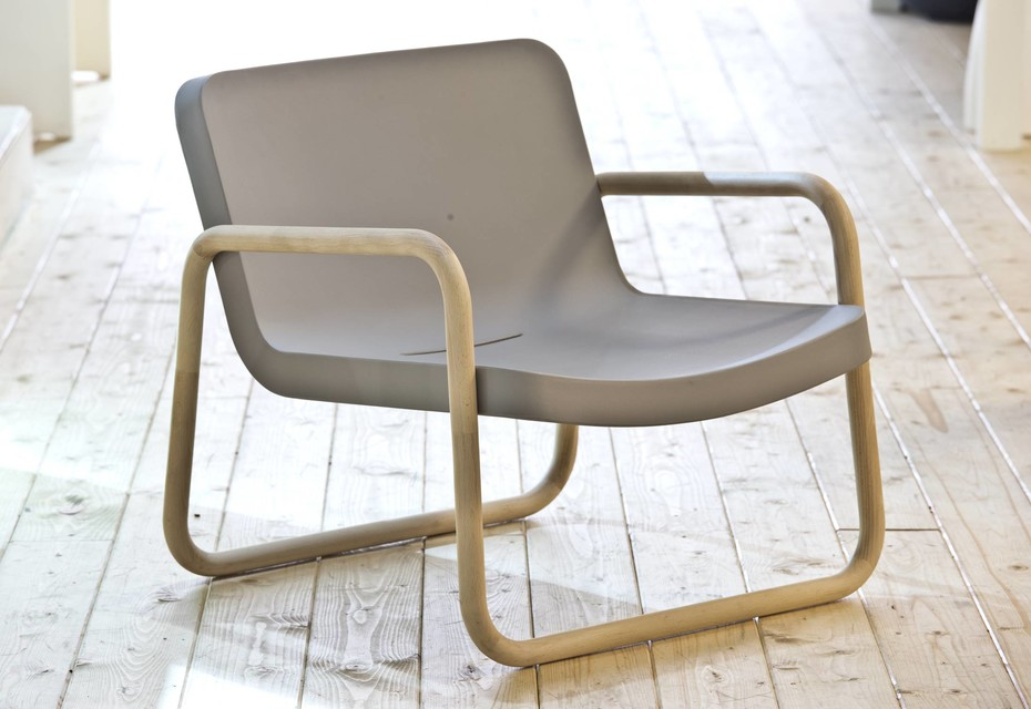 Time Out Armchair wood