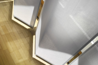 Folding panel systems  by  Silent Gliss