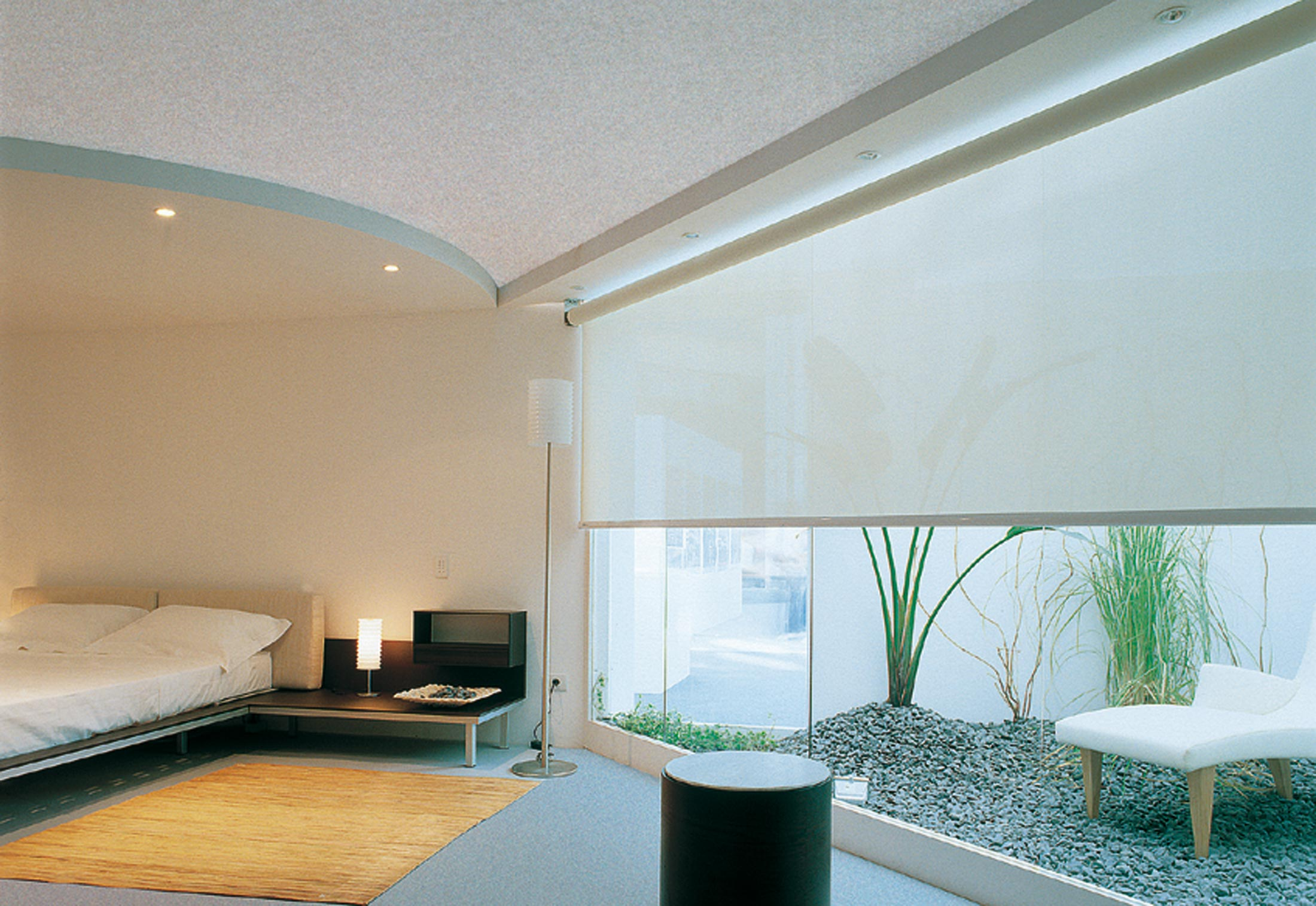 Roller blind systems by Silent Gliss | STYLEPARK