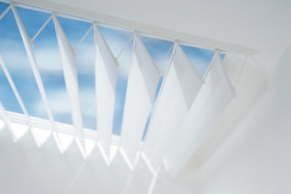 Skylight systems  by  Silent Gliss