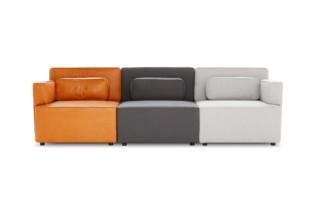 SET sofasystem  by  Sitzfeldt