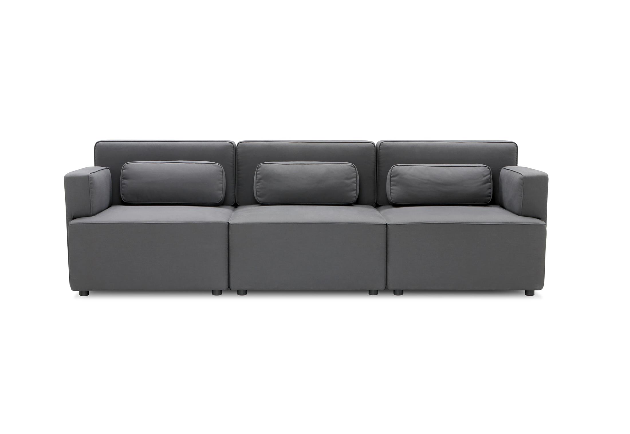 set sofasystem von sitzfeldt stylepark. Black Bedroom Furniture Sets. Home Design Ideas