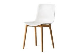 Boy chair wooden-frame  by  Skandiform