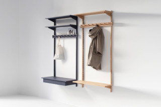 Unit Coat Rack  von  STATTMANN