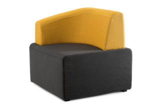 B-Free sitting area  by  Steelcase