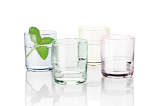 Simply glass  by  Stelton