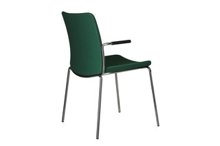 Stella with armrests  by  Swedese