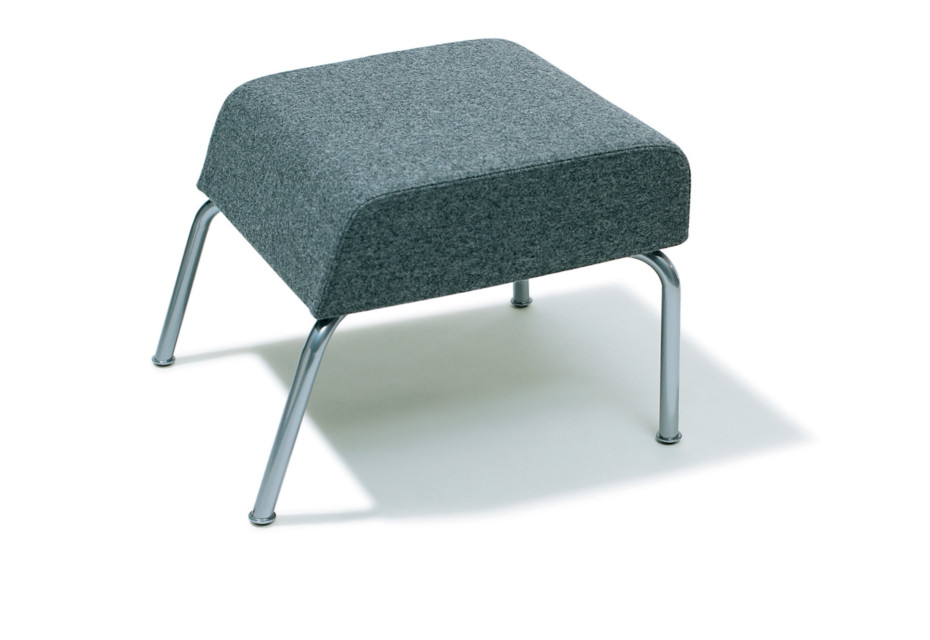 Drop foot stool