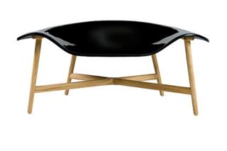 Dune easy chair big  by  Skandiform