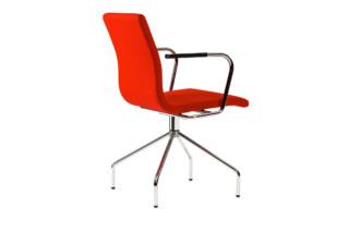 Flex swivel chair  by  Skandiform