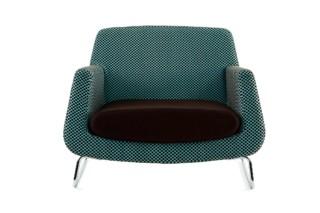 Jeffersson easy chair big  by  Skandiform