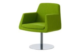 Jeffersson swivel chair  by  Skandiform