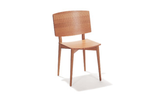 Oak chair  by  Skandiform