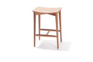 Oak Hocker  von  Skandiform