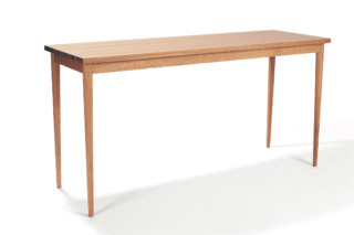 Oak table  by  Skandiform