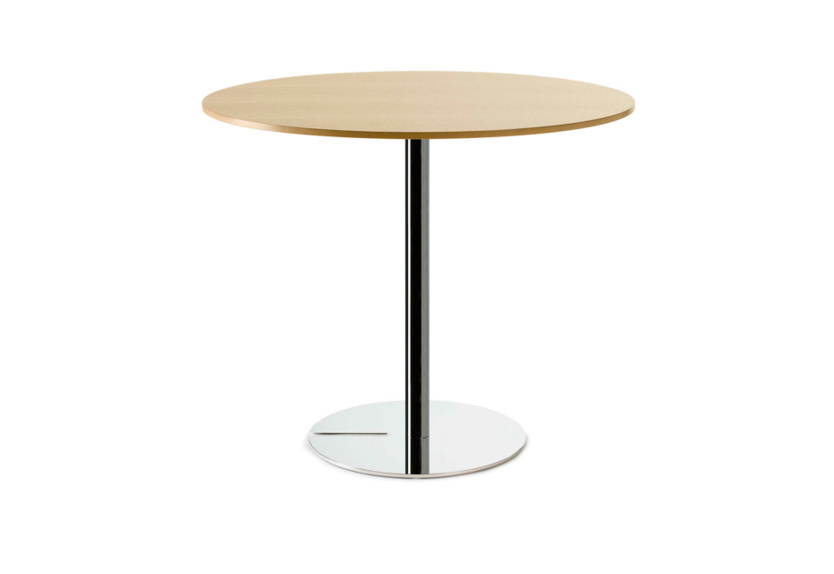 Slitz table round wood