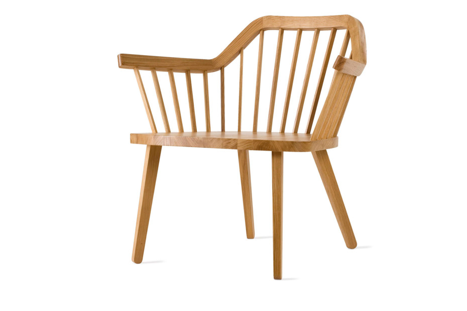 Stick easy chair