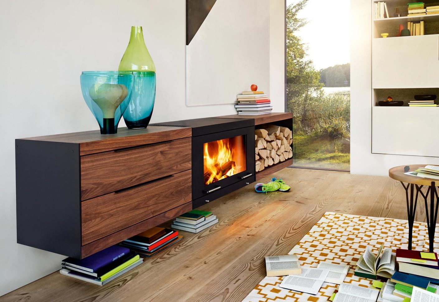 balance kaminofen von skantherm stylepark. Black Bedroom Furniture Sets. Home Design Ideas