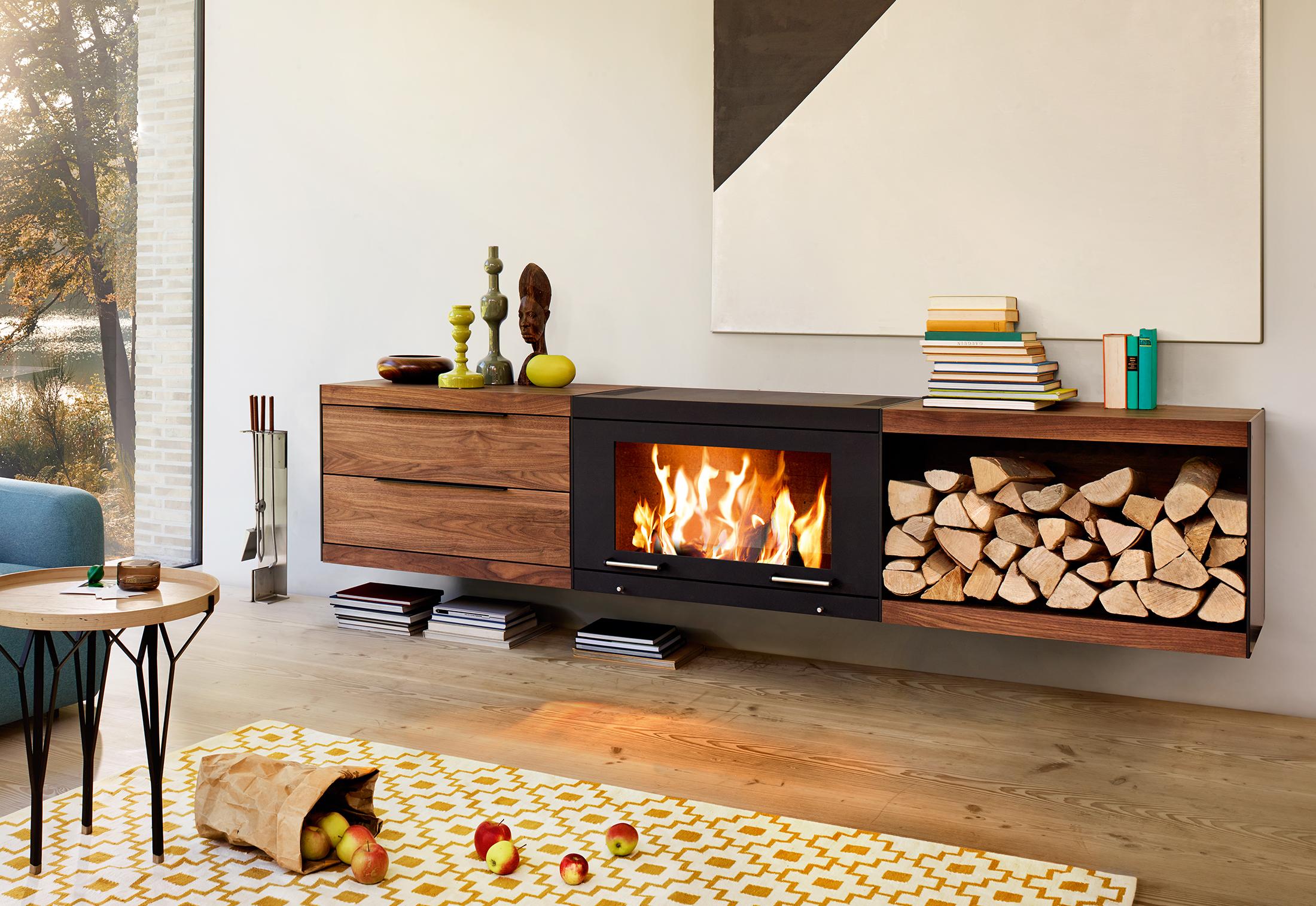 balance modular stove system by skantherm stylepark