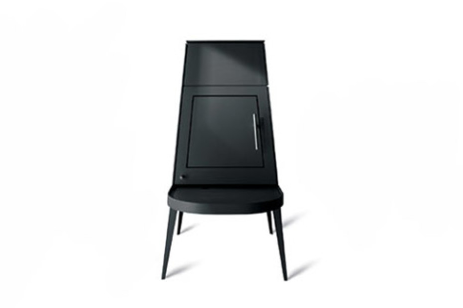 shaker mit Sitzbank