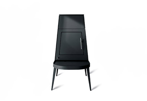 shaker with bench by skantherm stylepark. Black Bedroom Furniture Sets. Home Design Ideas