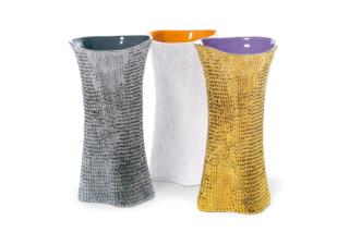 Cardboard vase  by  SKITSCH